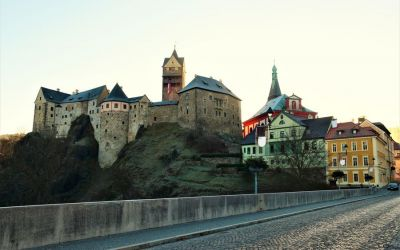 Loket Castle Czech Republic 1