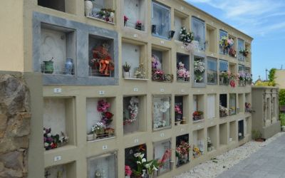 Modernist Cemetery Of Indianos Lloret De Mar (21)
