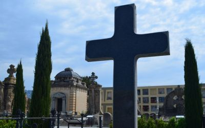 Modernist Cemetery Of Indianos Lloret De Mar (32)