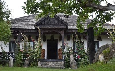 Neculai Popa Museum Neamt County Romania (4)