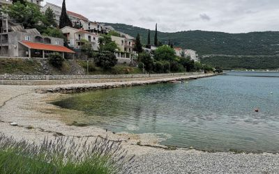 one of the beaches in Neum Bosnia and Herzegovina