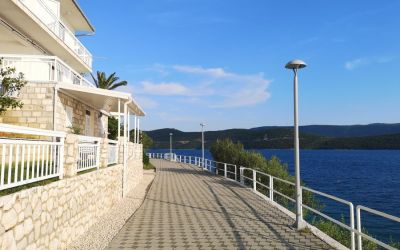 strolling around Neum Bosnia and Herzegovina