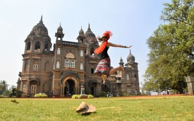 New Palace Things To Do In Kolhapur Deccan Odyssey Luxury Train (8)