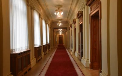 Palace Of The Chamber Of Deputies Bucharest (5)