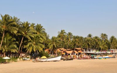 Palolem Beach Goa India (5)