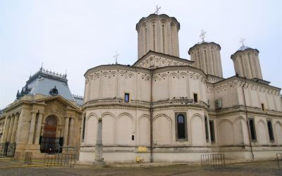 Patriarchal Cathedral Bucharest (1)