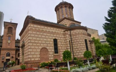 Stavropoleos Monastery And Museum Bucharest (10)