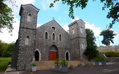 Saint Gabriel Cathedral Rodrigues Island Top Things To Do On Rodrigues Island Mauritius (6)