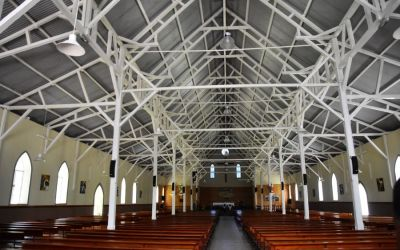 Saint Gabriel Cathedral Rodrigues Island Top Things To Do On Rodrigues Island Mauritius (7)
