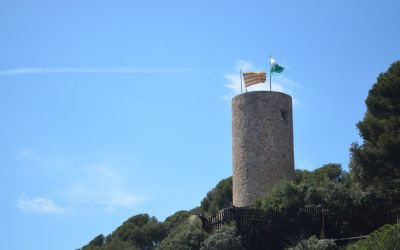 Sant Joan Castle Lloret De Mar (1)
