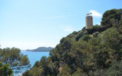 Sant Joan Castle Lloret De Mar (2)