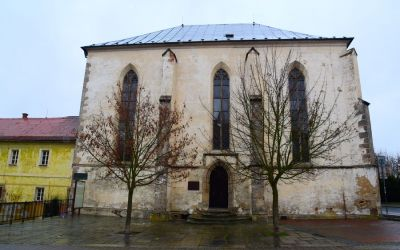St Bhartolomew Church And Hospital Cheb Things To Do In Cheb Czech Republic 11