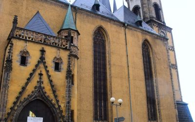 St Nicolas Church Cheb Things To Do In Cheb Czech Republic 73