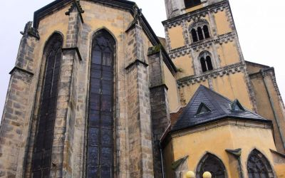 St Nicolas Church Cheb Things To Do In Cheb Czech Republic 74