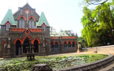Town Hall Kolhapur Things To Do In Kolhapur Deccan Odyssey Luxury Train (14)