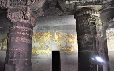 UNESCO Ajanta Caves Deccan Odyssey Luxury Train (4)