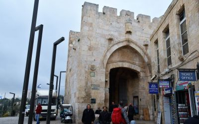 Free Jerusalem Old City Walking Tour (1)