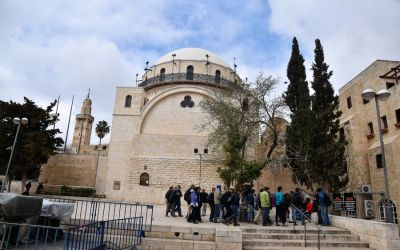 Free Jerusalem Old City Walking Tour (12)