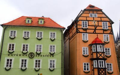 Houses Spalicek Cheb Things To Do In Cheb Czech Republic 93