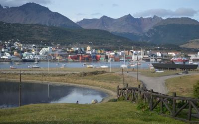 laguna-encerrada-on-the-left-with-ushuaia-port-on-the-right