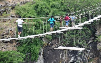 Suspension Bridge And Swinging Jump Rodrigues Island Top Things To Do On Rodrigues Island Mauritius (66)