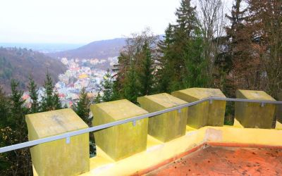 Things To Do In Karlovy Vary Czech Republic Charles Iv Observation Tower 77
