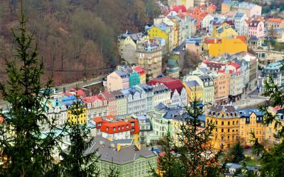 Things To Do In Karlovy Vary Czech Republic Charles Iv Observation Tower 78