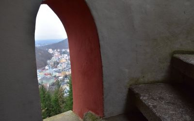 Things To Do In Karlovy Vary Czech Republic Charles Iv Observation Tower 81