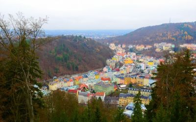Things To Do In Karlovy Vary Czech Republic Charles Iv Observation Tower 83