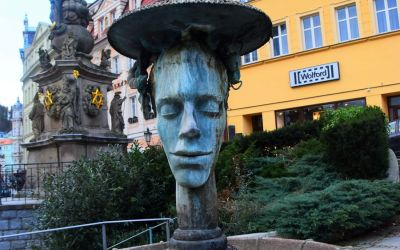 Things To Do In Karlovy Vary Czech Republic Crying Fountain Placici Fontana170