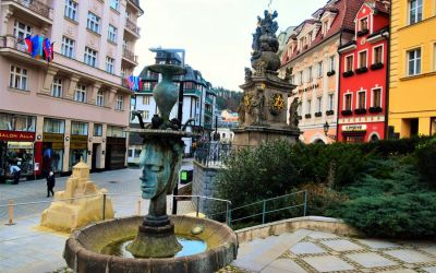 Things To Do In Karlovy Vary Czech Republic Crying Fountain Placici Fontana171