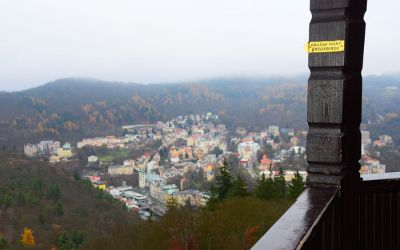 Things To Do In Karlovy Vary Czech Republic Diana Observation Tower 86