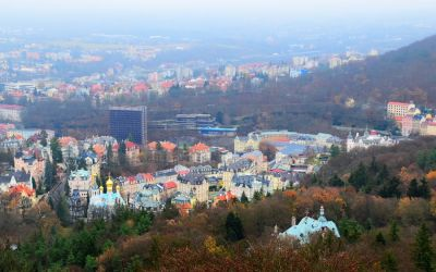 Things To Do In Karlovy Vary Czech Republic Diana Observation Tower 87