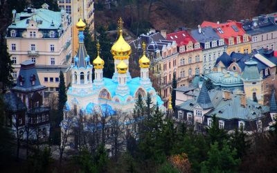 Things To Do In Karlovy Vary Czech Republic Diana Observation Tower 88