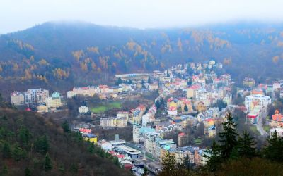 Things To Do In Karlovy Vary Czech Republic Diana Observation Tower 90