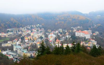 Things To Do In Karlovy Vary Czech Republic Diana Observation Tower 91