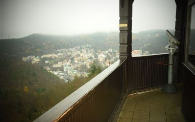 Things To Do In Karlovy Vary Czech Republic Diana Observation Tower 94