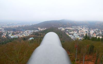 Things To Do In Karlovy Vary Czech Republic Diana Observation Tower 96