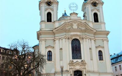 Things To Do In Karlovy Vary Czech Republic St Maria Magdalena Church 12