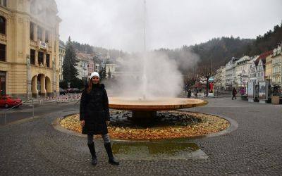 Things To Do In Karlovy Vary Czech Republic At Vridlo Hot Spring 222