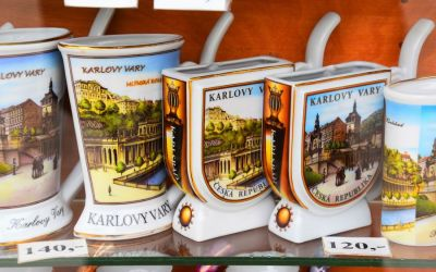 Things To Do In Karlovy Vary Czech Republic Ceramic Cups 230