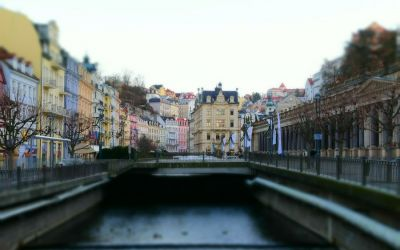 Things To Do In Karlovy Vary Czech Republic River Tepla 211