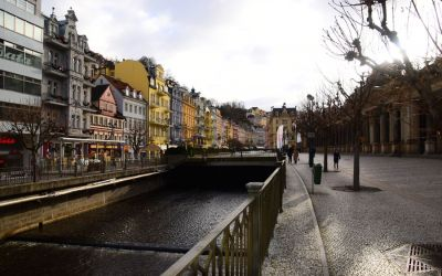 Things To Do In Karlovy Vary Czech Republic River Tepla 212