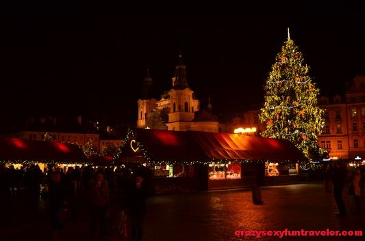Prague at Christmas time (1)