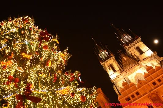 Prague at Christmas time (2)