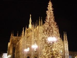 Duomo at Xmas