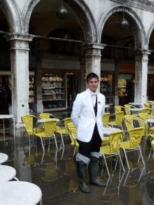Venice waitor