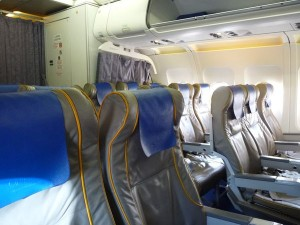 Spanair Airbus 320