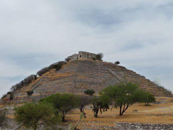 El Cerrito pyramid
