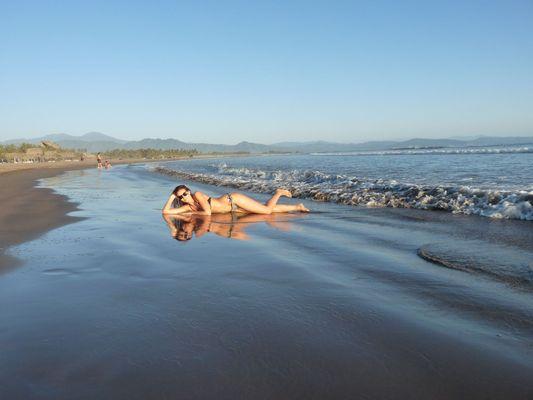 Pacific Ocean, San Blas beach, Nayarit, Mexico